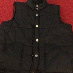 True Religion men's puffer vest